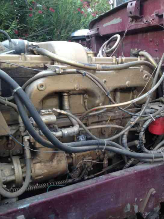 Peterbilt 359a 1969 Sleeper Semi Trucks