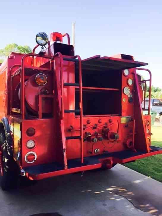 International Loadstar 1700  1971    Emergency  U0026 Fire Trucks