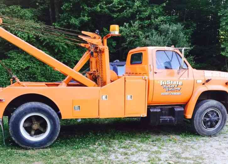 Used Trucks For Sale In Ky >> Chevrolet C70 (1973) : Wreckers
