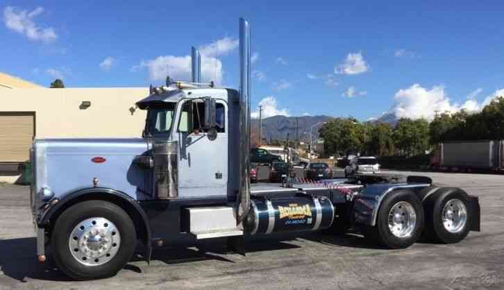Peterbilt 359 1973 Daycab Semi Trucks