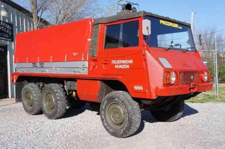 Steyr Puch Pinzgauer 712M (1973)