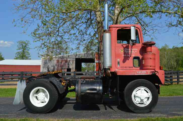 Cabover Trucks For Sale >> International Conco 4100 (1975) : Daycab Semi Trucks