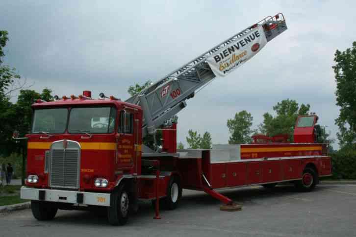 Kenworth K121  1975    Emergency  U0026 Fire Trucks