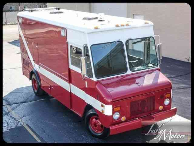 Chevrolet Step Van (1977) : Van / Box Trucks