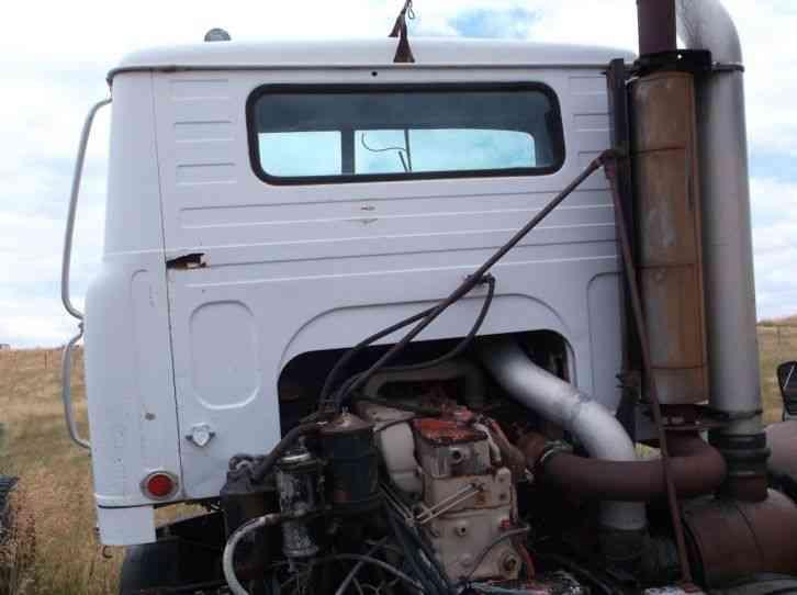 Transtar Transmission Parts >> International 4070B Transtar II (1977) : Daycab Semi Trucks