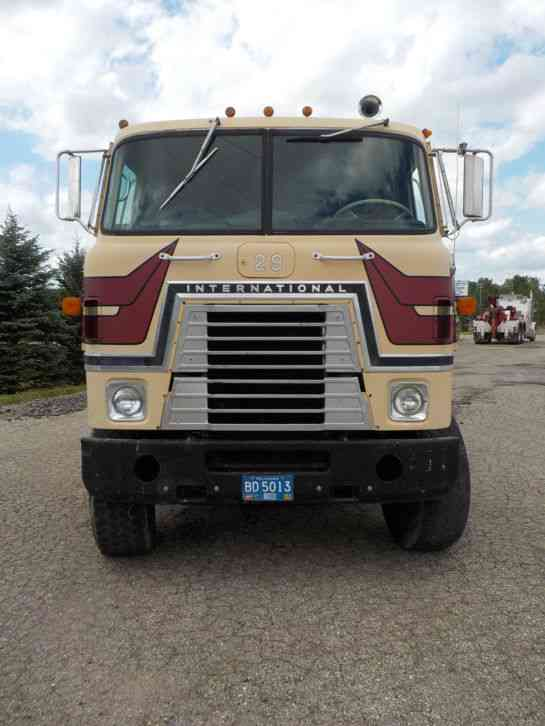 Used Bucket Trucks For Sale >> International Transtar II (1977) : Sleeper Semi Trucks