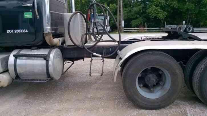 Tow Truck Ottawa >> Mack R-MODEL (1977) : Daycab Semi Trucks