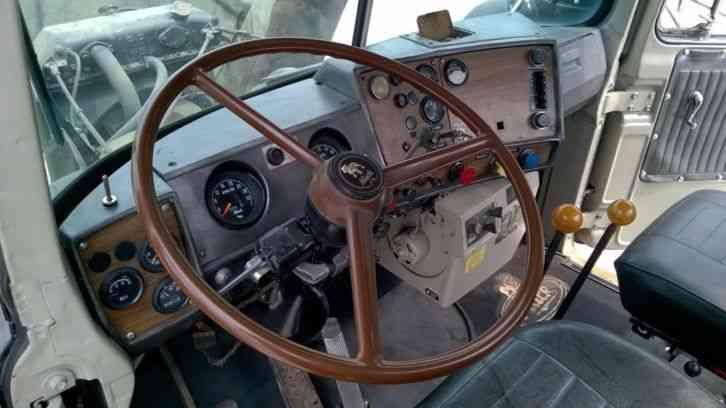 Used Trucks For Sale In Ky >> Mack R-MODEL (1977) : Daycab Semi Trucks