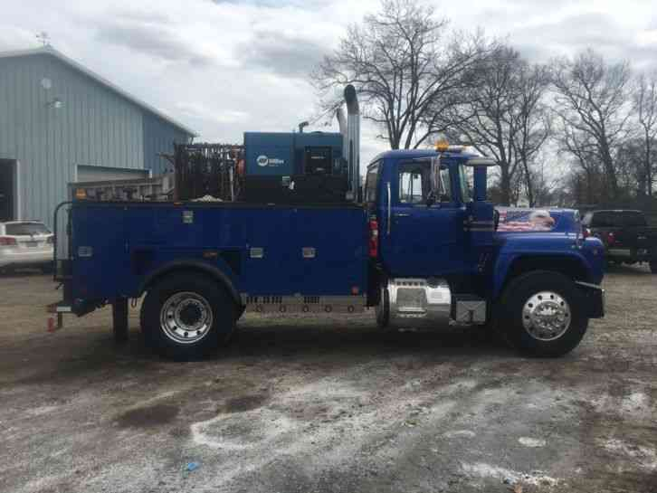 Mack R600 (1977) : Utility / Service Trucks