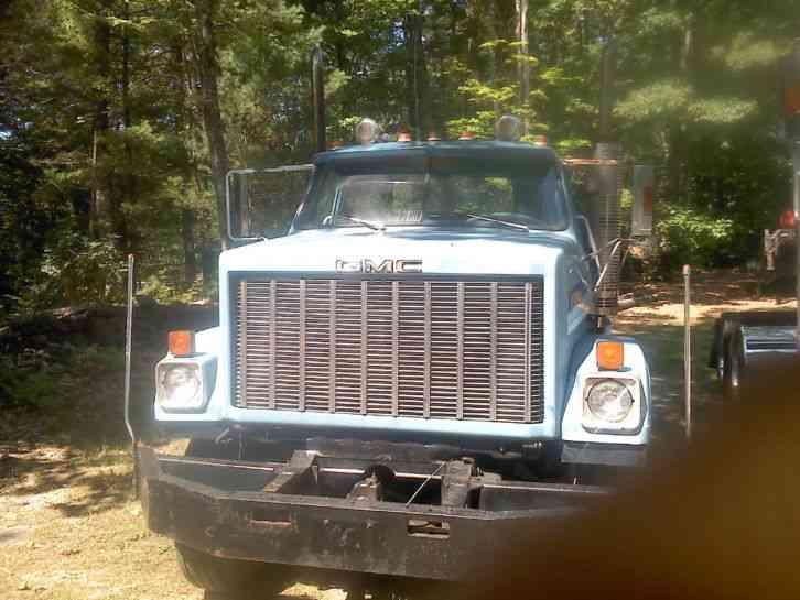 GMC Brigadier (1978) : Daycab Semi Trucks