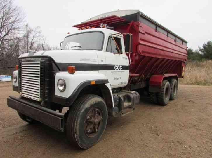 FORD L 9000 1992 Heavy Duty Trucks
