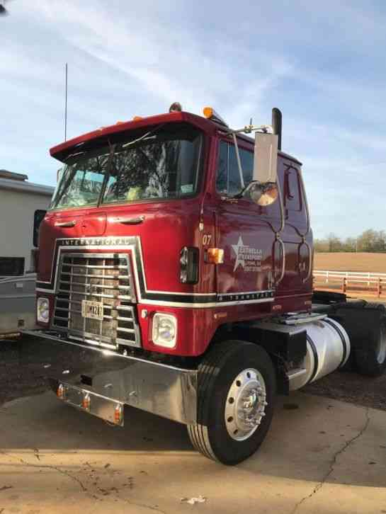 International Mxt For Sale >> International Transtar II (1978) : Sleeper Semi Trucks