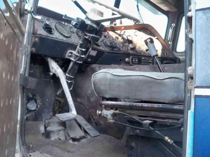 Used Fire Trucks For Sale >> International 4070B Transtar (1979) : Sleeper Semi Trucks