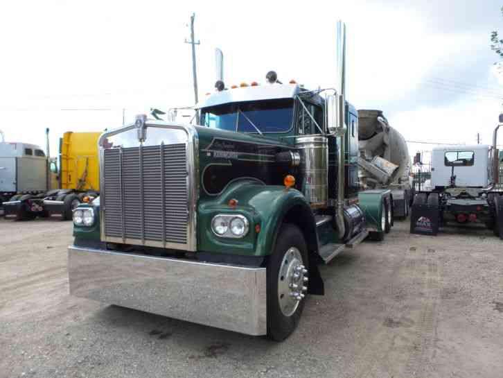 Cheap Diesel Trucks >> Kenworth W900 (1979) : Sleeper Semi Trucks