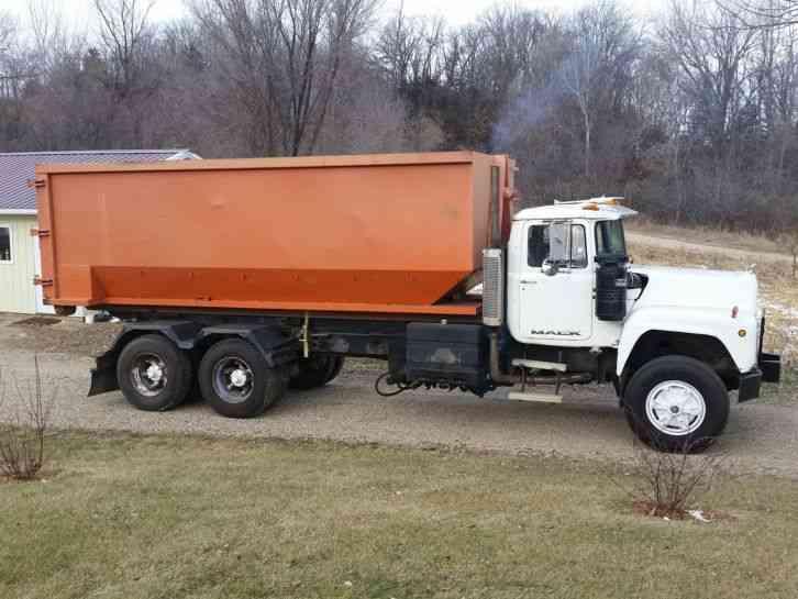 1979 Mack Tractor Truck : Mack truck heavy duty trucks