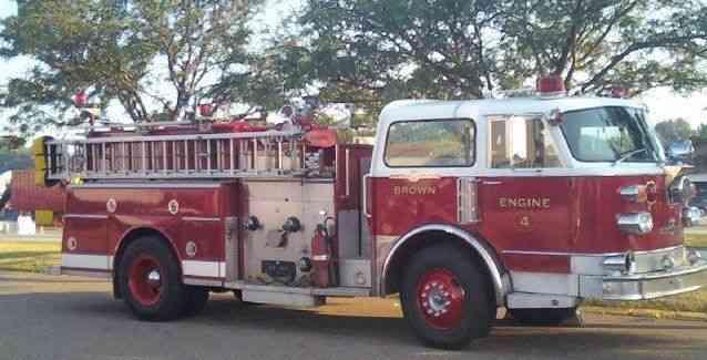 American Lafrance Century 1980 Emergency Amp Fire Trucks