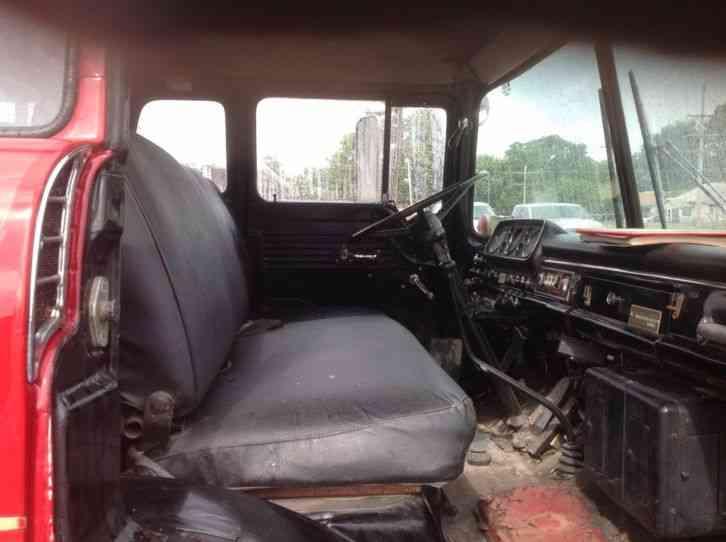 Ford 8000 Pierce  1980    Emergency  U0026 Fire Trucks