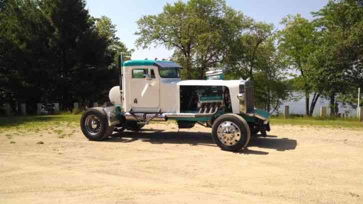 Used Fire Trucks For Sale >> Peterbilt HAHN 359 (1980) : Daycab Semi Trucks