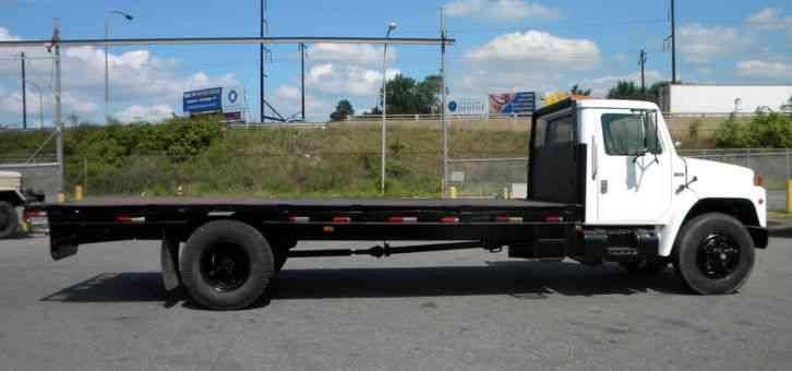 Flatbed Tow Truck >> International 1854 (1980) : Flatbeds & Rollbacks