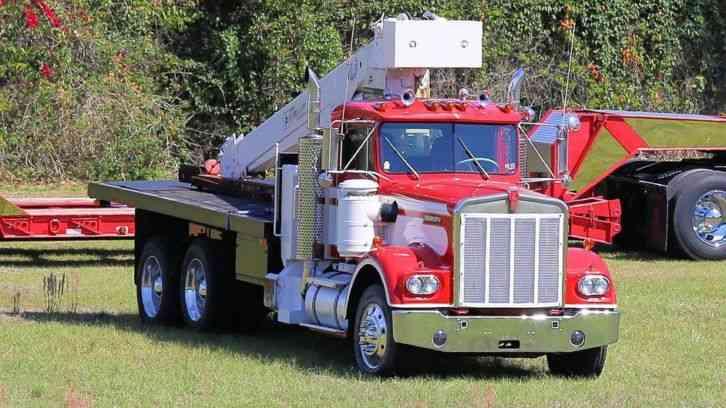 Used Bucket Trucks For Sale >> Kenworth W900A (1980) : Bucket / Boom Trucks