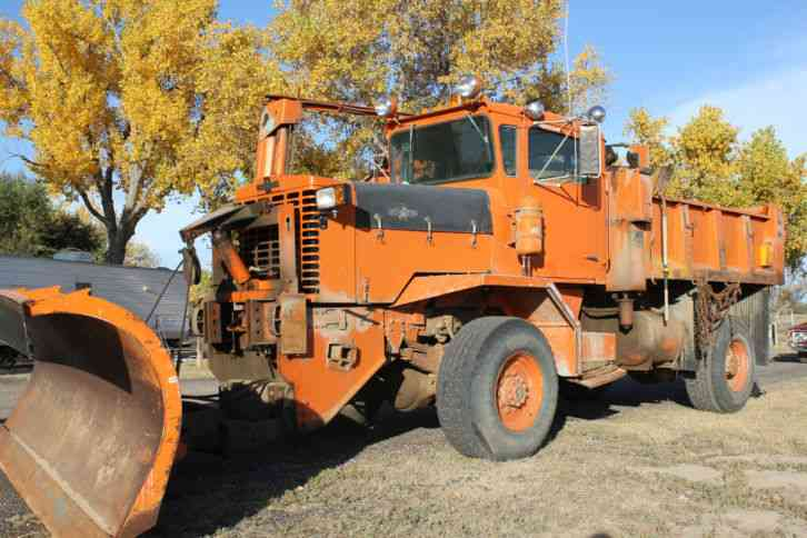 Plow Trucks For Sale >> Oshkosh P23237 (1980) : Heavy Duty Trucks