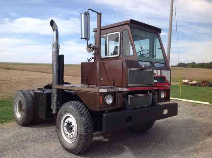 Tow Truck Ottawa >> Ottawa (1980) : Daycab Semi Trucks