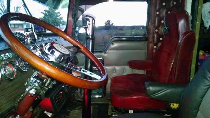 Used Diesel Trucks >> Kenworth W900A (1981) : Sleeper Semi Trucks