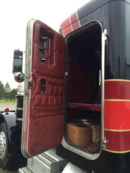 Big Truck Tires >> Peterbilt 359 (1981) : Sleeper Semi Trucks