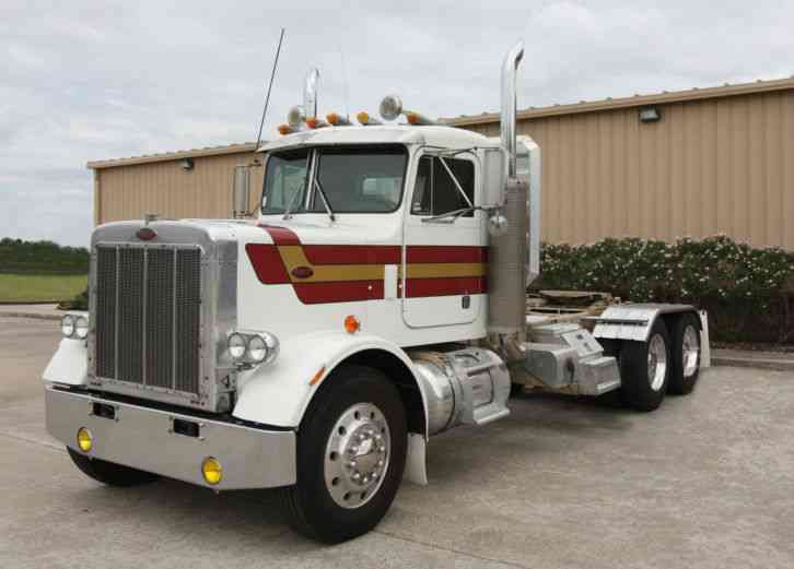 Freightliner For Sale >> Peterbilt 359 (1982) : Daycab Semi Trucks