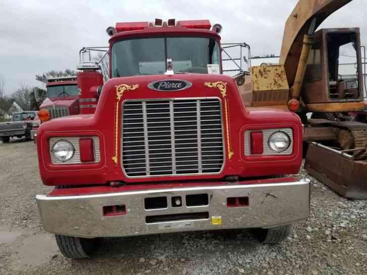 Mack 1983 Emergency Amp Fire Trucks