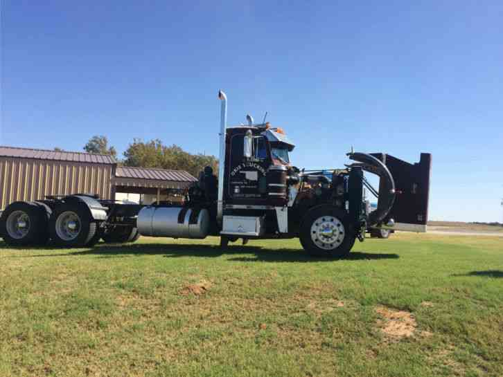 Peterbilt Rare Find And A Workhorse on Semi Truck Air Brakes