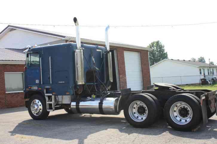 Used Trucks For Sale In Ky >> Freightliner 10464T (1984) : Sleeper Semi Trucks