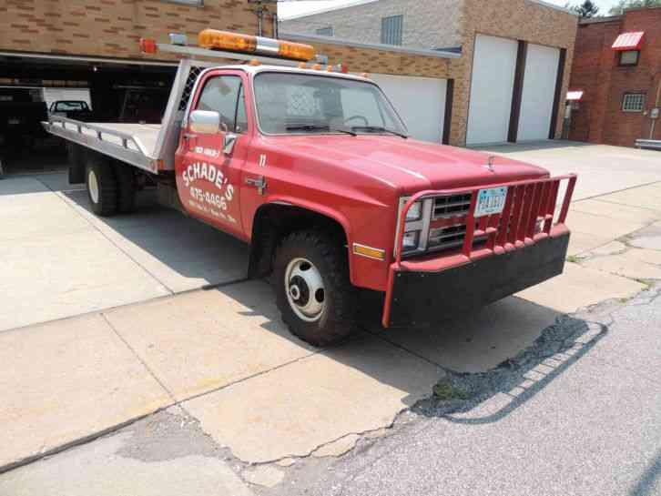 Chevrolet K30 (1985)