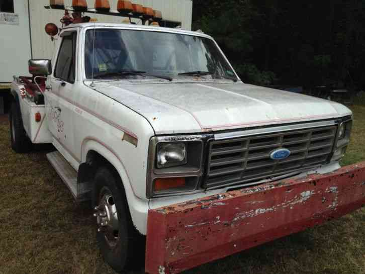 Ford F-350 (1985) : Wreckers