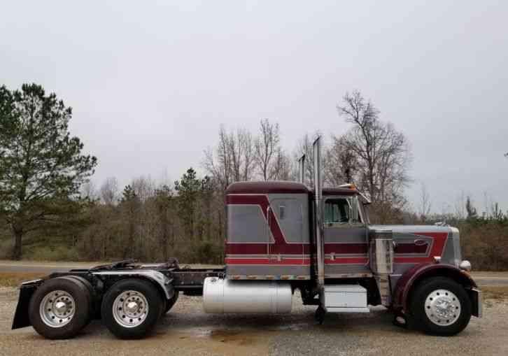 Peterbilt 359 1986 Sleeper Semi Trucks