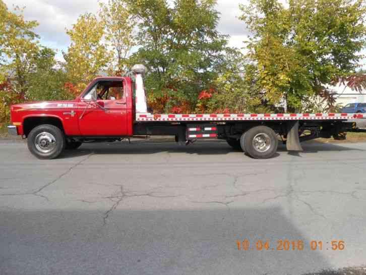 Chevrolet Scottsdale K30 (1986)