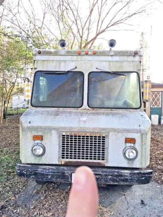 Chevrolet P30  1986    Van    Box Trucks