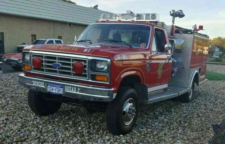 Ford F350 (1986)