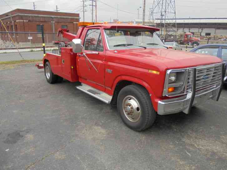 Craigslist South Jersey Cars And Trucks By Owner >> Tow Truck: F350 Tow Truck For Sale