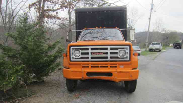 gmc 7000 box truck truck get image about wiring diagram
