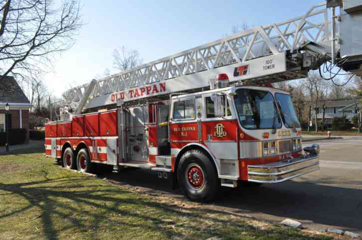 Hahn 1986 Emergency Amp Fire Trucks