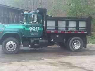 Mack R690T (1986) : Heavy Duty Trucks