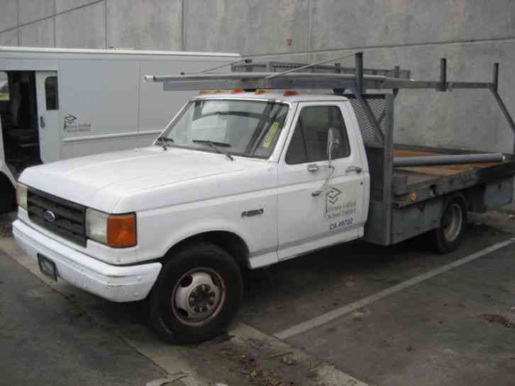 Ford F350 (1987)