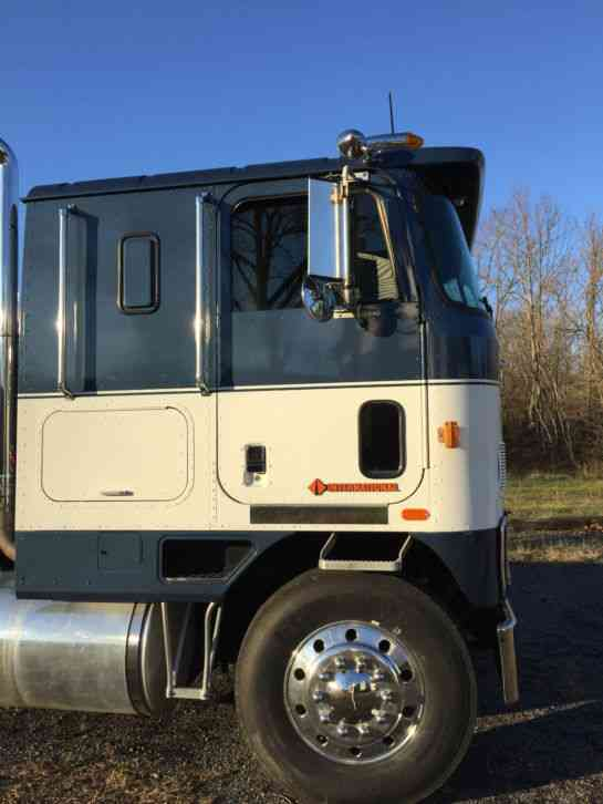 Freightliner Cabover For Sale >> International 9670 Cabover Single Axle (1987) : Heavy Duty Trucks