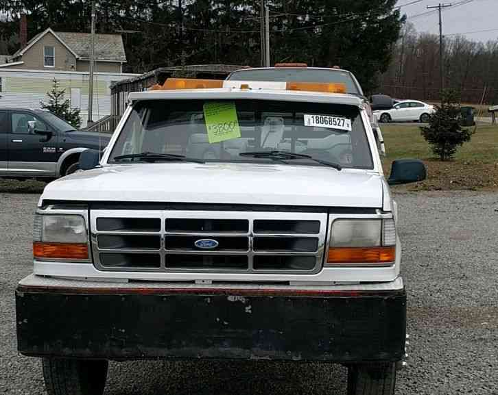 Ford F350 1988 Wreckers
