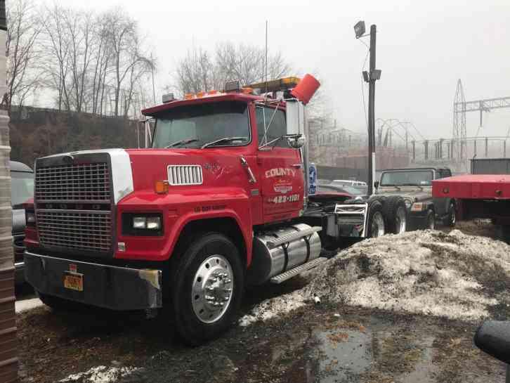 Used Dump Trucks For Sale >> Ford LTL 9000 (1988) : Daycab Semi Trucks