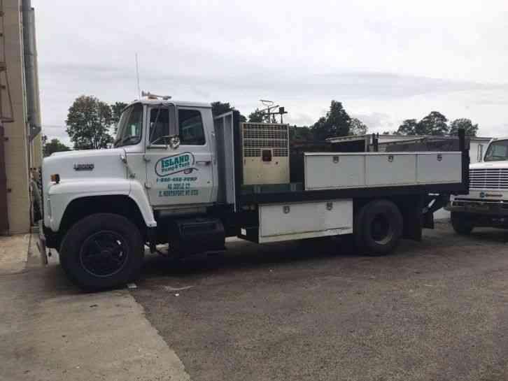ford utility 1988 heavy duty trucks. Black Bedroom Furniture Sets. Home Design Ideas
