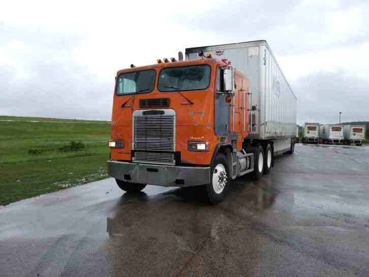 Freightliner 1988 Sleeper Semi Trucks
