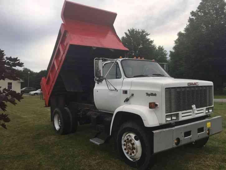 Gmc Topkick  1988    Heavy Duty Trucks