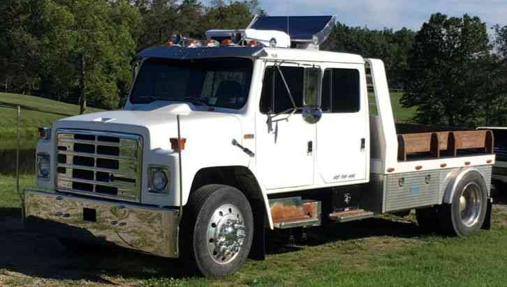 Single Cab Diesel For Sale >> International S 1700 (1988) : Medium Trucks